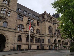 Duisburger Rathaus