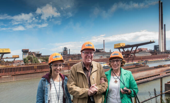 Foto: Rainer Kaysers, thyssenkrupp Steel.